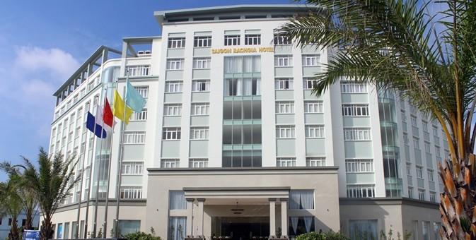 Minh Nam chuẩn bị bàn giao công trình Khách sạn Sài Gòn – Rạch Giá