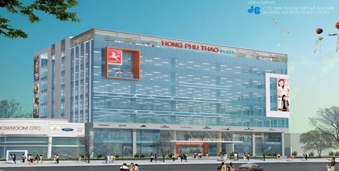 Siêu Thị VP Hồng Phú Thảo Plaza
